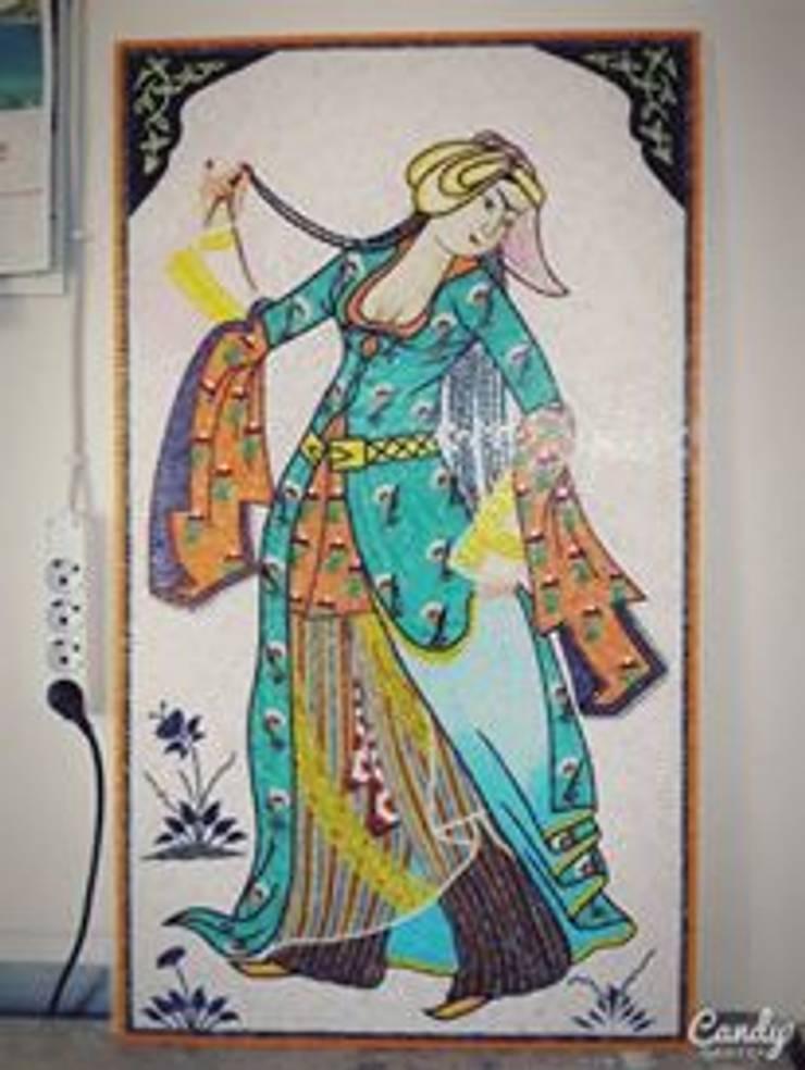 İLMOZ EŞYA SÜSLEME TİCARETİ SANAYİİ LTD.ŞTİ – OSMANKIDA RAKS:  tarz , Klasik Cam