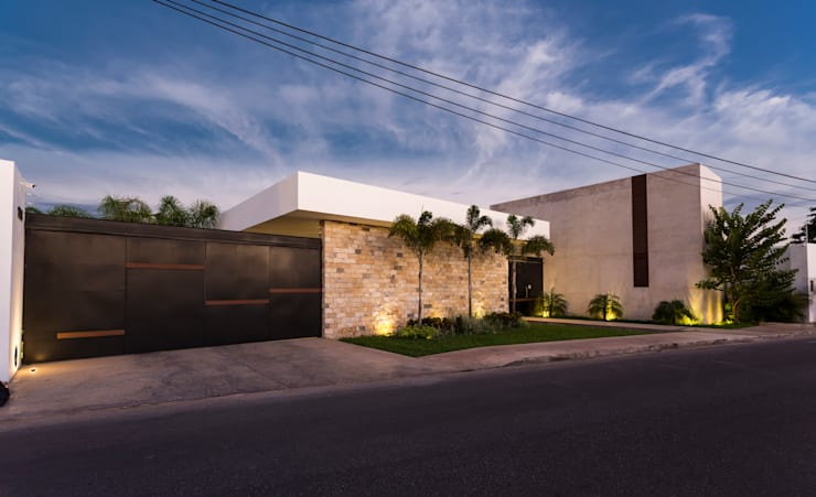 modern Houses by P11 ARQUITECTOS
