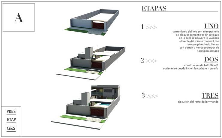 door LOSAVALOS - Oficina de Arquitectura