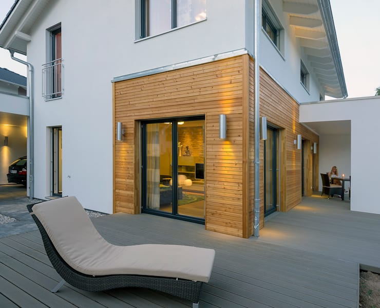 Houses by Licht-Design Skapetze GmbH & Co. KG