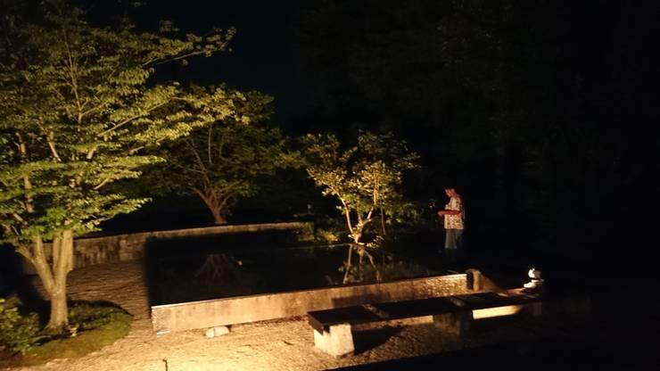 作品: 作庭衆 熊谷佳樹園が手掛けた庭です。,和風