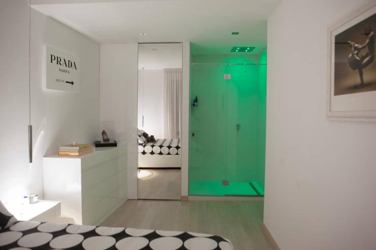 Bathroom by Archidromo - Circuito di Architettura -