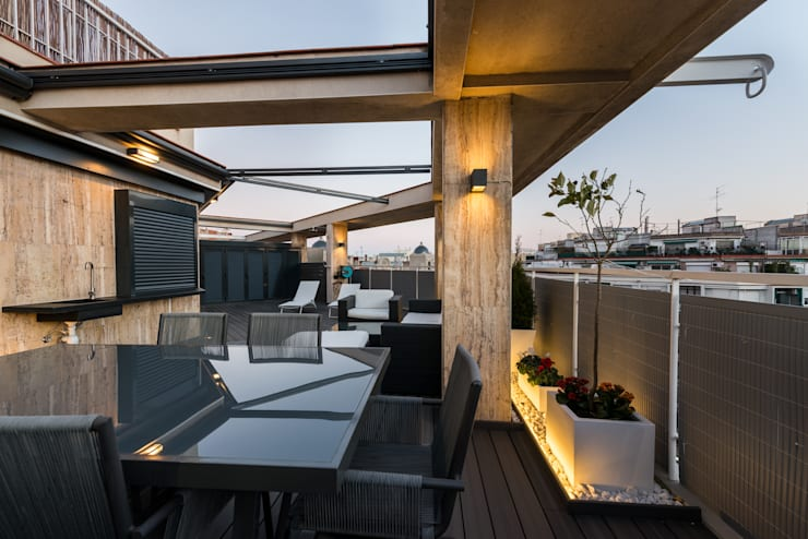 Terrace by Standal