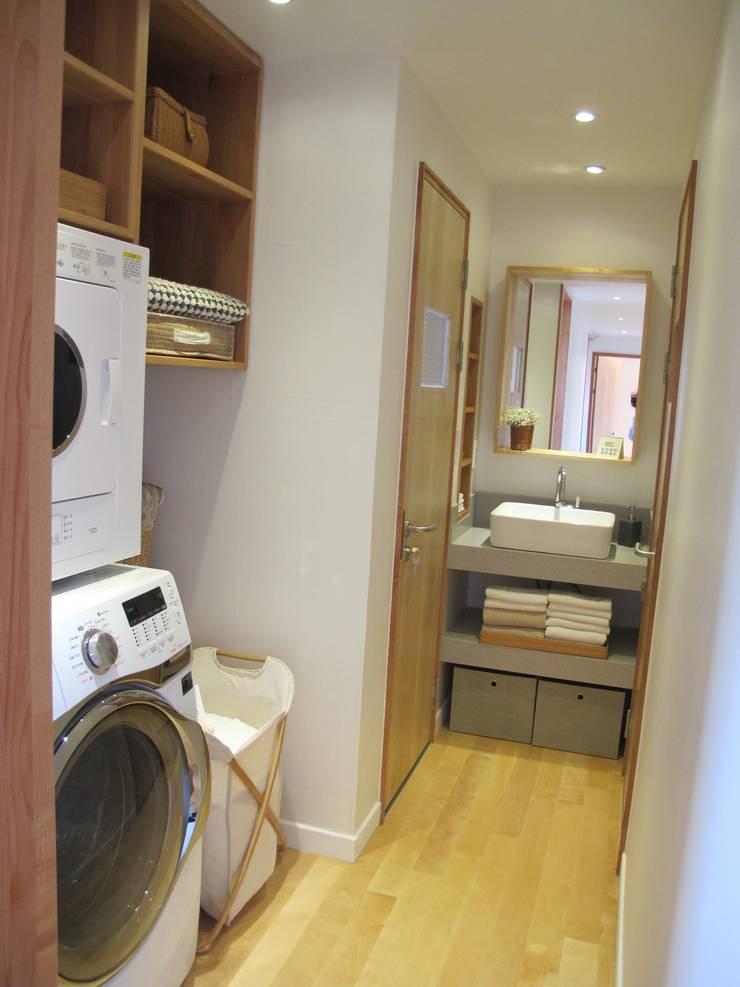 루트주택 15호 : 루트 주택의  욕실