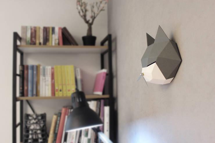 토모시계: DESIGN NID.Corp의 현대 ,모던