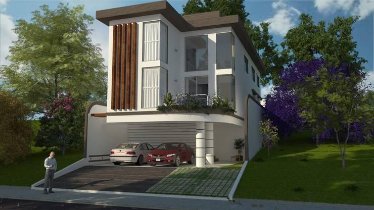 Casa Rezende - P0506_CTP: Casas  por coutinho.adriano,