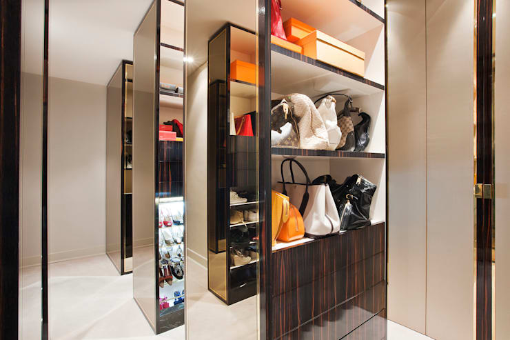 Dressing room by IN DESIGN Studio