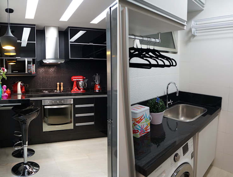 Kitchen by DANIELE ROVEROTTO | ARQUITETURA, Modern Granite