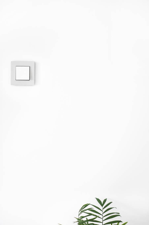 KOSZUTKA: styl , w kategorii Salon zaprojektowany przez Joanna Kubieniec,Minimalistyczny