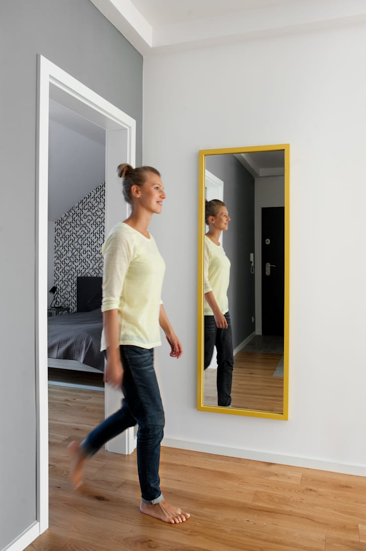 Corridor & hallway by Joanna Kubieniec, Modern