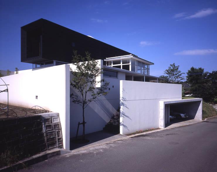 I-HOUSE: 株式会社長野聖二建築設計處が手掛けた家です。