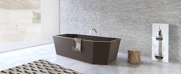 Produkt | Modernes Bad:  Badezimmer von 3D-Spirit.de | Architekturvisualisierungen