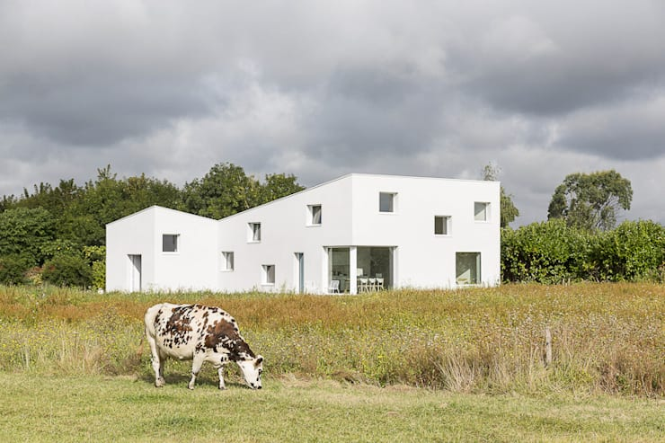 STUDIO RAZAVI ARCHITECTURE의  주택