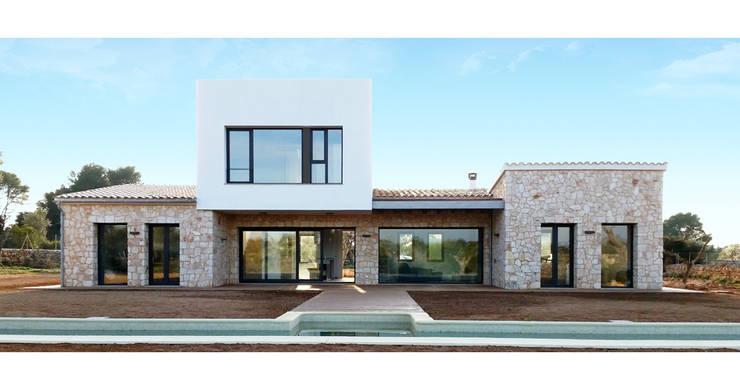 Дома в . Автор – JAIME SALVÁ, Arquitectura & Interiorismo