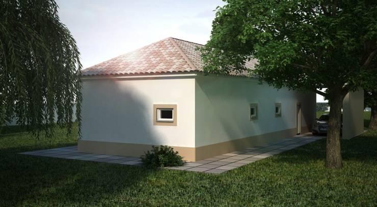Moradia: Casas  por Maqet