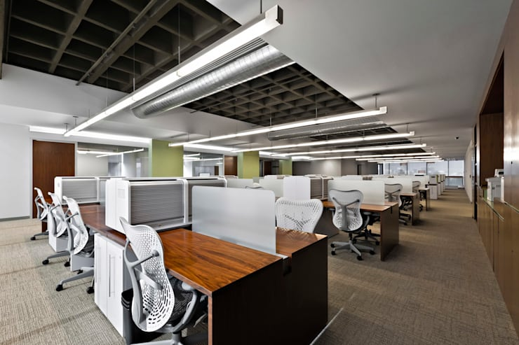Paga Todo : Estudios y oficinas de estilo  por usoarquitectura