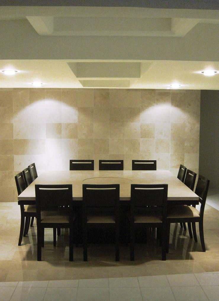 B Cancún Comedores modernos de usoarquitectura Moderno