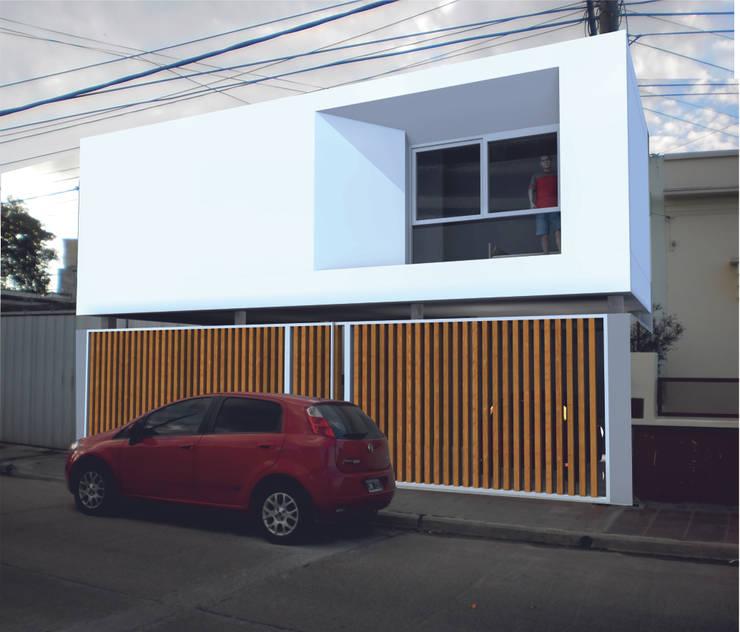VHA Arquitectura:  tarz Evler