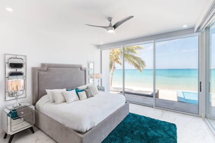 modern Bedroom by Imativa Arquitectos