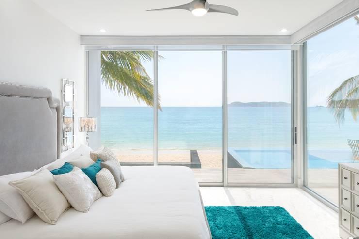 Chambre de style  par Imativa Arquitectos