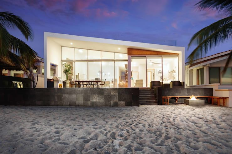 Casas modernas por Imativa Arquitectos