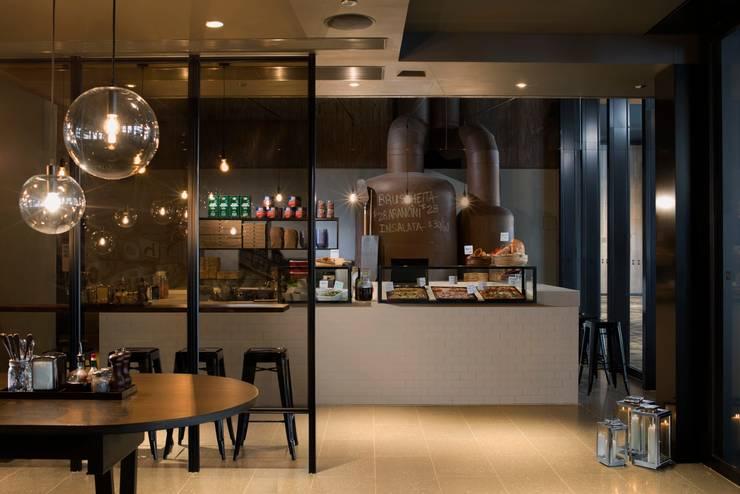 Restaurant: WORKTECHT CORPORATIONが手掛けたホテルです。,