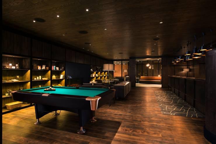 Game Room: WORKTECHT CORPORATIONが手掛けたホテルです。,