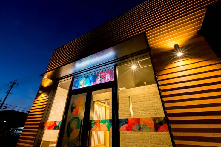 鮮魚とおでん 陽と月 (居酒屋) 店舗: 株式会社 鳴尾工務店が手掛けたバー & クラブです。