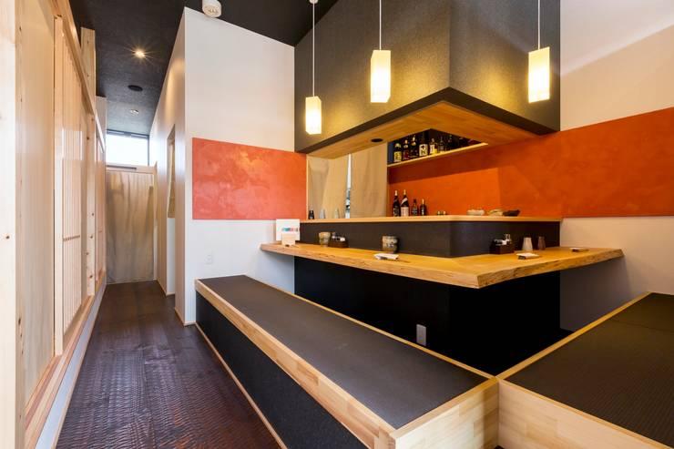 鮮魚とおでん 陽と月 (居酒屋) 店舗: 株式会社 鳴尾工務店が手掛けたバー & クラブです。,