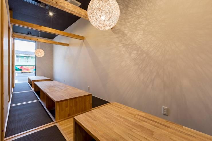 鮮魚とおでん 陽と月 (居酒屋) 店舗: 株式会社 鳴尾工務店が手掛けたレストランです。