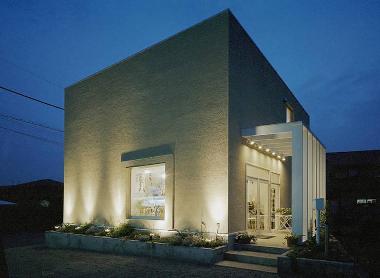 Live/Work: Yamamoto dEsign Studioが手掛けた家です。,