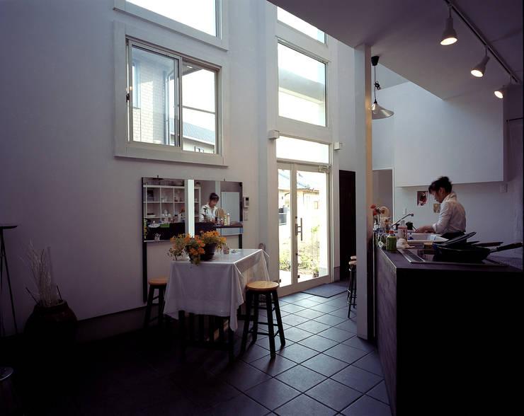Live/Work: Yamamoto dEsign Studioが手掛けたキッチンです。,