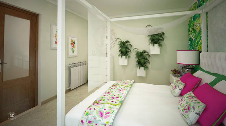 modern Bedroom by GRAÇA Decoração de Interiores
