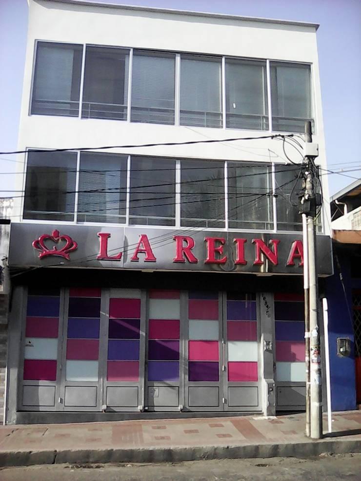 EDIFICIO LA REINA:  de estilo  por arquitectura sostenible colombia