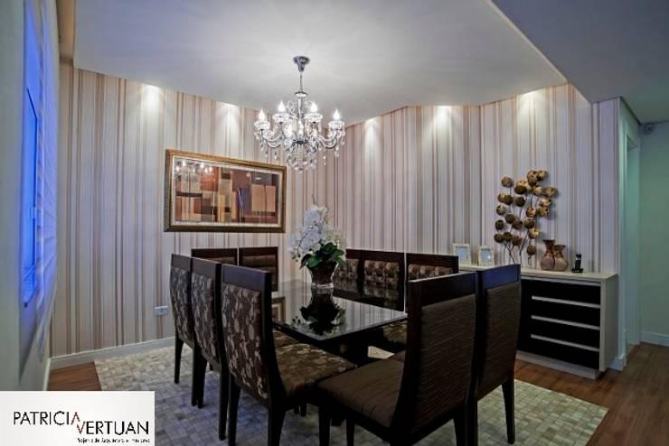 Sala de Jantar: Salas de jantar  por Patricia Vertuan,