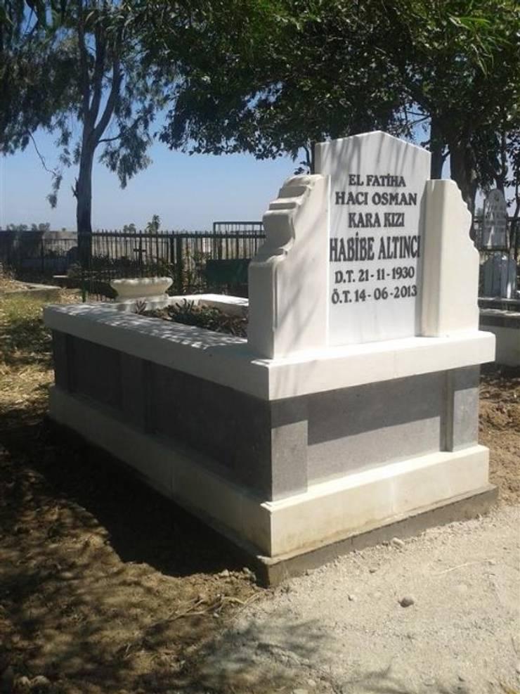 Taş Detay – mermer ve doğal taş mezar:  tarz