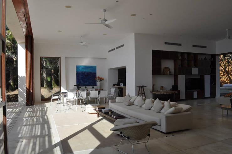 Salas de estar  por José Vigil Arquitectos