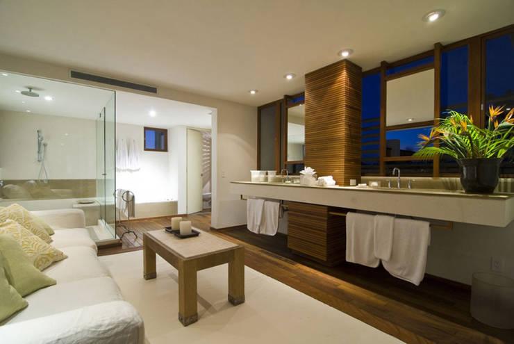 Banheiros  por José Vigil Arquitectos