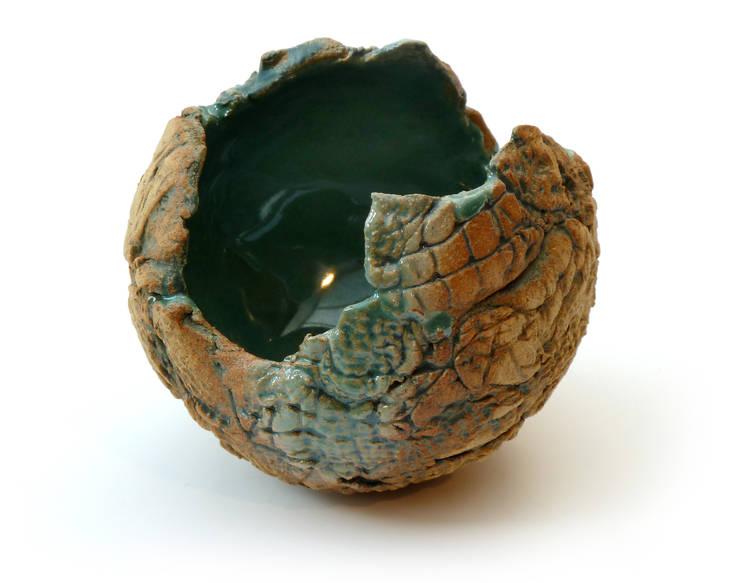 Boule d'eau: Art de style  par Nathalie Landot