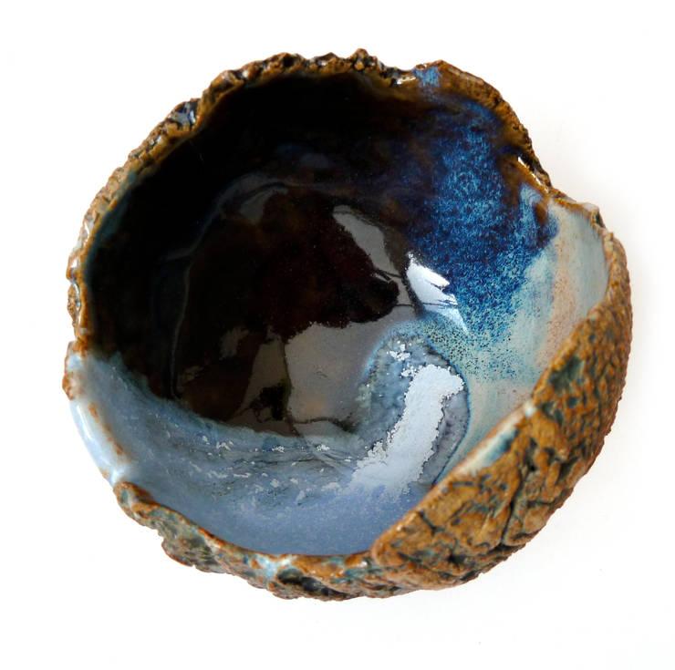 Bleu de nacre: Art de style  par Nathalie Landot