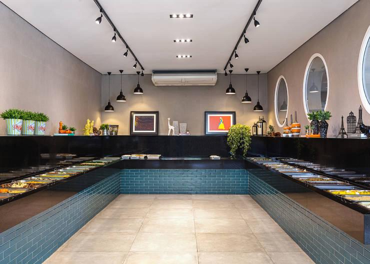 Gastronomy by Mobile Arquitetura, Modern