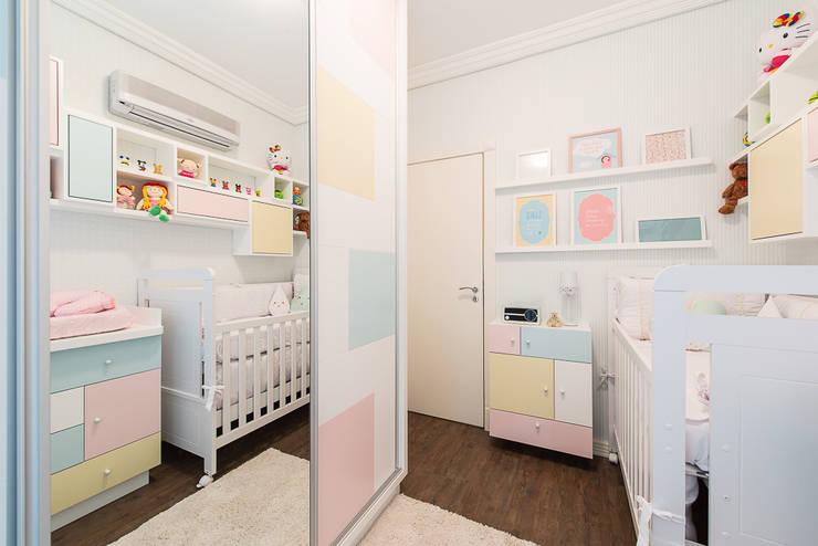 Детские комнаты в . Автор – Locus Arquitetura