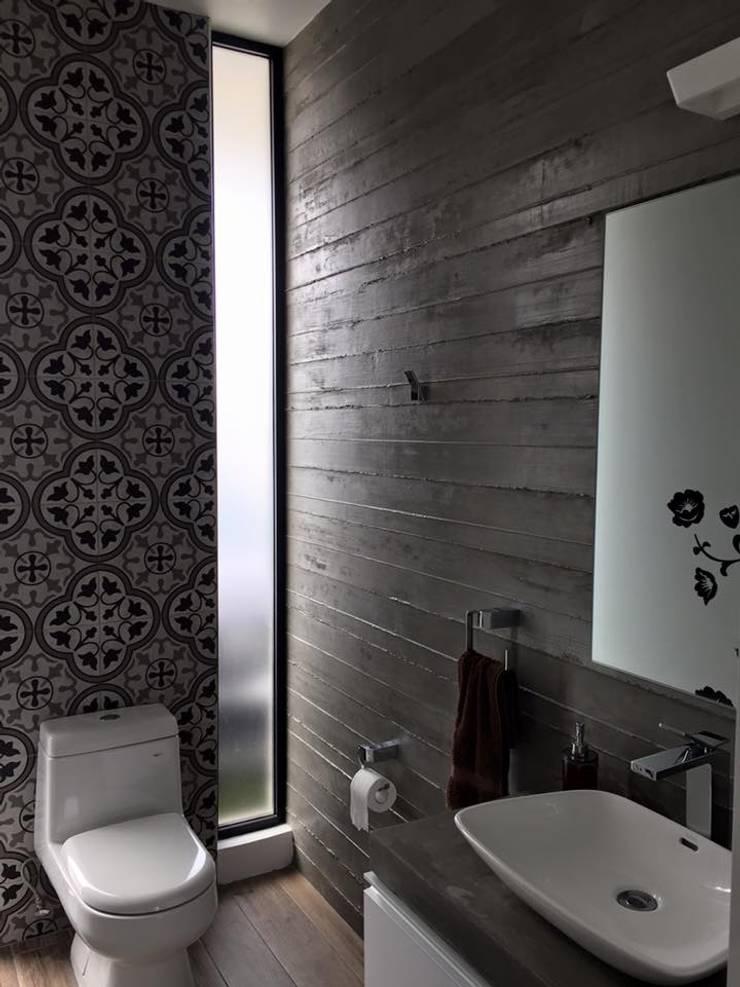 VALLE IMPERIAL: Baños de estilo  por Arki3d