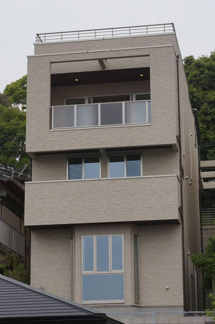 南面: DIOMANO設計が手掛けた家です。
