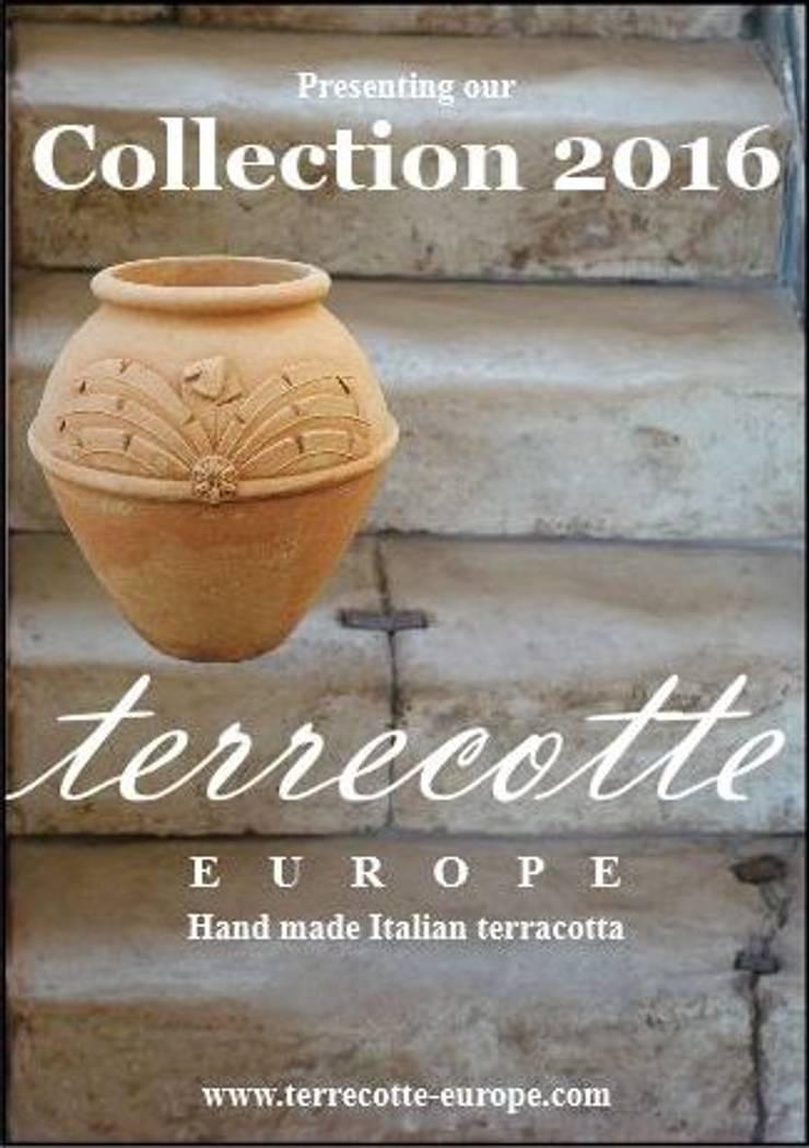 Presenting our Collection 2016:  Congrescentra door Terrecotte Benelux