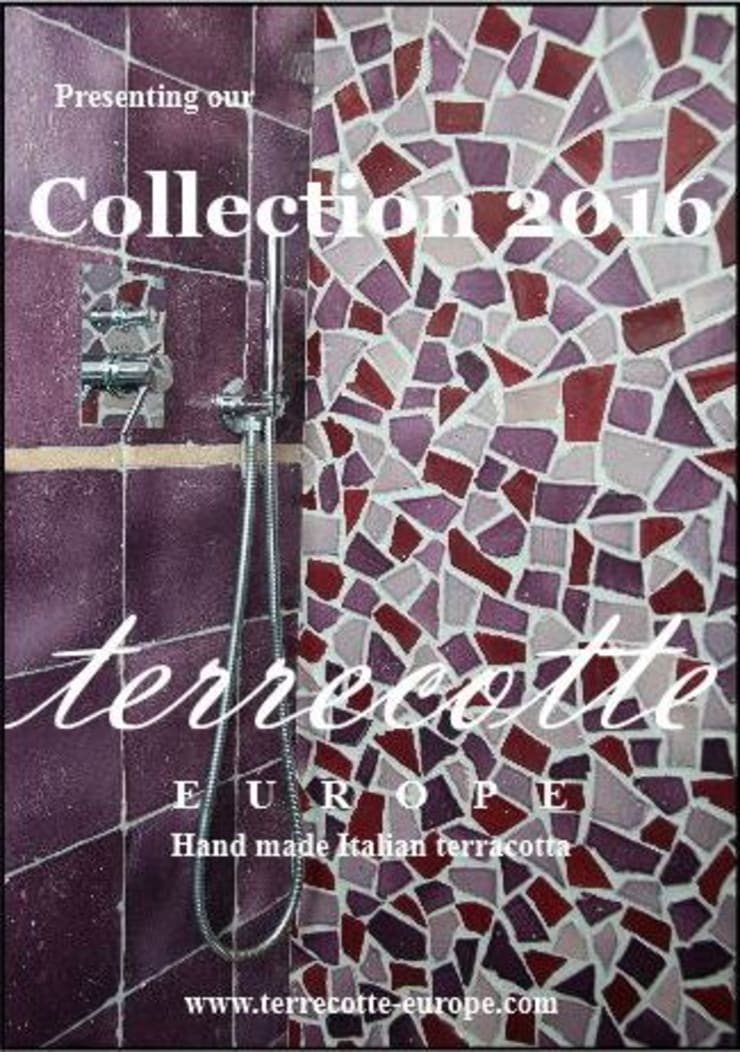 Presenting our Collection 2016:  Hotels door Terrecotte Benelux