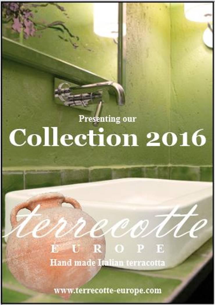 Presenting our Collection 2016:  Kantoorgebouwen door Terrecotte Benelux