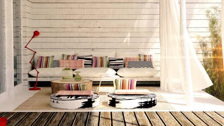 Projekty,  Domy zaprojektowane przez Antony Simões Studio