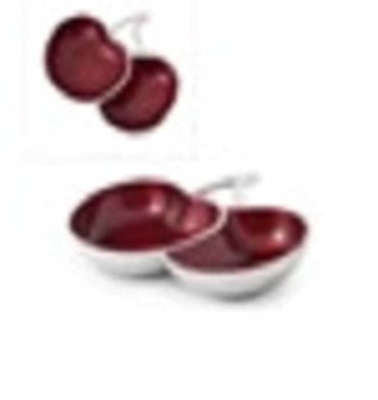 Aluminium Two Part Cherry Dish: asian  by Alyth Creations,Asian