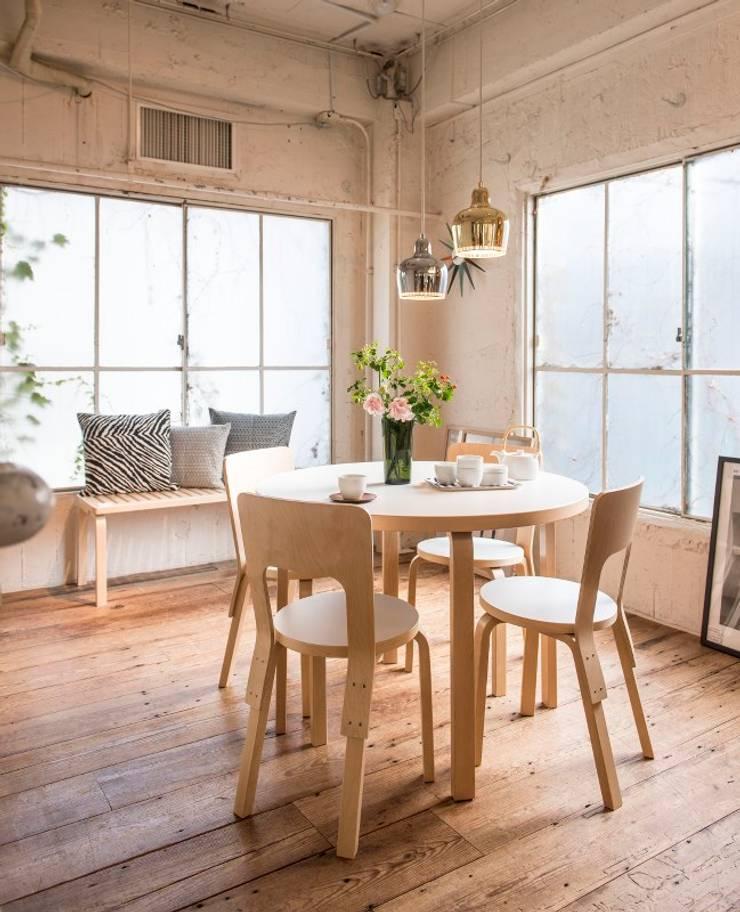 Artek Stuhl 66 : Skandinavische Wohnzimmer Von HELSINKI DESIGN